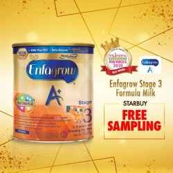 (2020 AWARD WINNER) Enfagrow Stage 3 Formula Milk