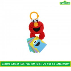 Sesame Street ABC Fun with Elmo On The Go Attachment