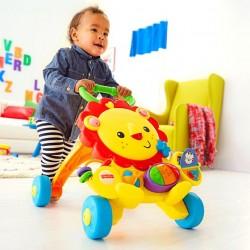 Fisher Price INFANT LION WALKER Toy
