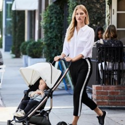 Quinny Zapp Flex Plus Luxe Sports Stroller (Rachel Zoe Limited Edition) + Free Lifetime Warranty + Bumper Bar worth $69.90 + Cup Holder worth $29.90)