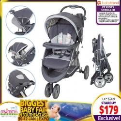 Baby Trend EZ RIDE5 Stroller