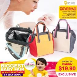 Isa Uchi Cooler Bag - Nakara (S) / Sookii (L) Series
