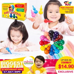The Color Play Baby Crayons