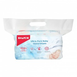 Snapkis Ultra-pure Baby Waterwipes (50pcs)