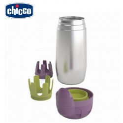 Chicco Thermal Bottle Holder Natural Feeling (Stainless Steel)