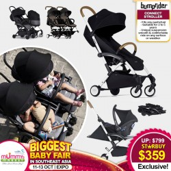 BumpRider Connect Stroller *ADDITIONAL OFF with SAVE MORE COUPON!!