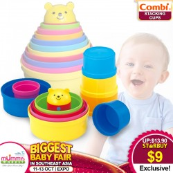 Combi Stacking Cups Toy