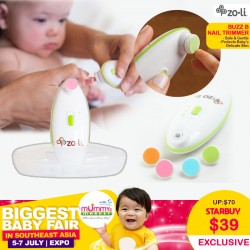 Zoli Baby Buzz B Nail Trimmer