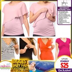 IGLEY'S Maternity Nursing Tops