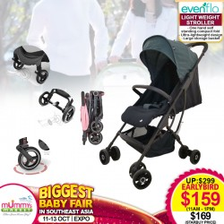 Evenflo Lightweight D660 Stroller