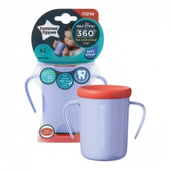 Tommee Tippee No Knock (LARGE) / 360 Trainer Deco / 360 Tumbler Deco Cup (Asst Colors)