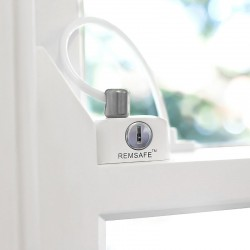 REMSAFE Window Restrictor - Buy 5 free 1 (2pcs & above - Free Installation)