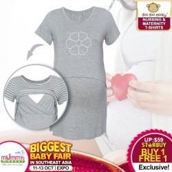 Doo Doo Mooky Nursing & Maternity Wear (T-Shirts) BUY 1 FREE 1