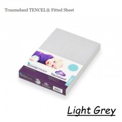 Traumeland Tencel Fitted Sheet (Fits 60x120cm, 70x140cm and 70x130cm)