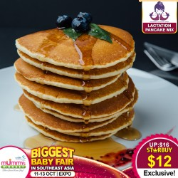 Singapore Lactation Bakes Pancake Mix