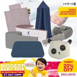 Sebra Nursery / Sleep Time Accessories Range