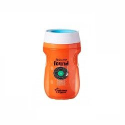 Tommee Tippee Explora Insulated 360 Tumbler (PINK / ORANGE)