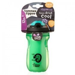 Tommee Tippee Explora Insulated Active Sippee Cup (PINK / GREEN / BLUE)