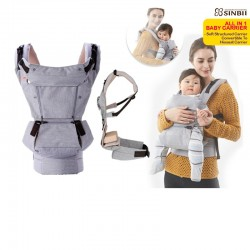 SINBII ALL-IN-1 Soft Structured Convertible Baby Carrier *NEW COLOUR!!!