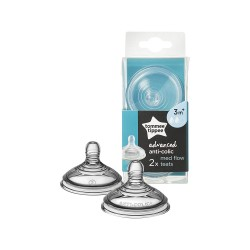 Tommee Tippee Closer to Nature Teat (Asst)