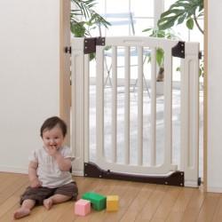 Nihon Ikuji Premium EXTRA TALL Plastic Safety Family Gate