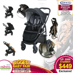 Graco Modes Click Connect Stroller (Holt)