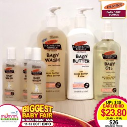 Palmer's Baby Skincare Bundle (Baby Wash + Body Butter)