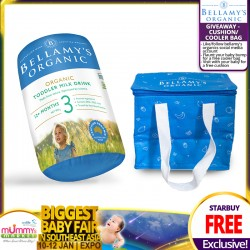 Bellamy's Organic Giveaway Special!