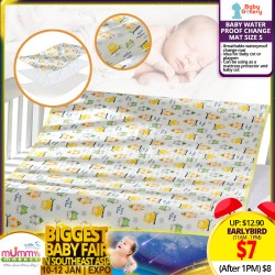 Multi-use Baby Waterproof Changing Mat