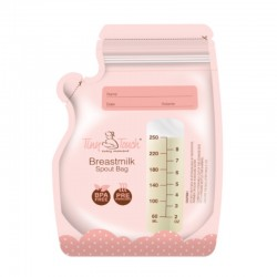 Tiny Touch Breastmilk Storage Bag with Spout 250ml/8oz (25pcs)