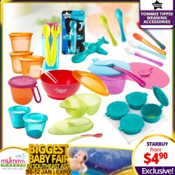 Tommee Tippee Weaning Essentials All Range