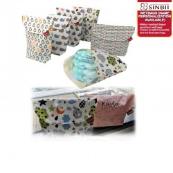 SINBII Wetbags / Diaper Pouches *ONLY FOR EARLY BIRD SPECIAL!!!