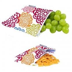 Itzy Ritzy x Tokidoki Mini Snack Bags (Twin/pack)