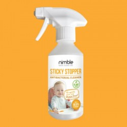 Nimble Sticky Stopper (Bleach-Free Antibacterial Cleaner)