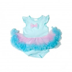 Twokitz Classic Fluffy Romper Kids Apparel