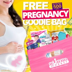 FREE 1,500 Goodie Bags For Expecting Mummies!