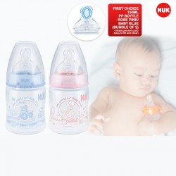 NUK First Choice 150ml PP Bottle
