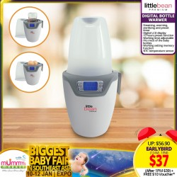 Little Bean Premium Digital Bottle Warmer