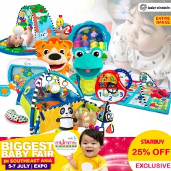 Baby Einstein Entire Range of Toys