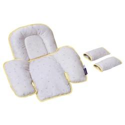 Clevamama ClevaFoam Multi-Use Head & Body Support Cushion