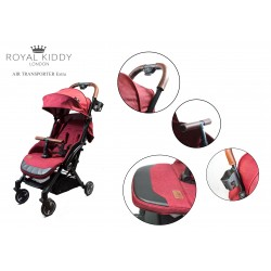 Royal Kiddy London Air Transporter Xtra LightWeight Compact Stroller + FREE Gifts (WORTH $119!!)