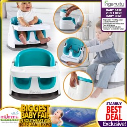 Ingenuity Baby Base 2-in-1 Seat