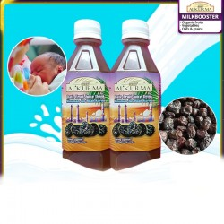 Alkurma Dates Fruit Juice for Milkbooster (Bundle of 3) + FREE Doorstep Delivery *EARLY BIRD SPECIAL!!!