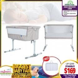Zibos AMA Beside Crib / Baby Cot