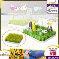 Boon Sprig Grass Countertop Drying Rack