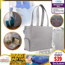 Dr Brown Breastpump Carryall Bag