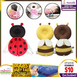 NEW LAUNCH!! Backpack Baby Head Walking Protector / Support Pillow / Guard Cushion