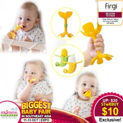 Firgi Silicon Teether