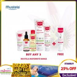 Mustela New Maternity Range @ 25% OFF!