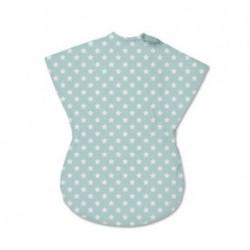 Summer Infant Stage 4 Original Wiggle Blanket (Small / Medium) 1 pk - TEAL STAR